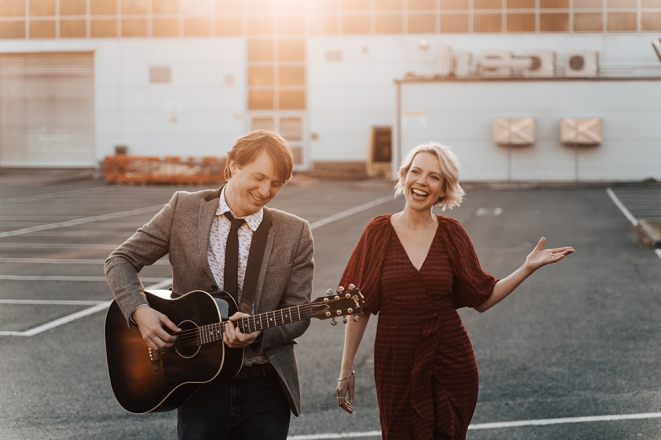 Promo The Willows Acoustic Duo Somerset