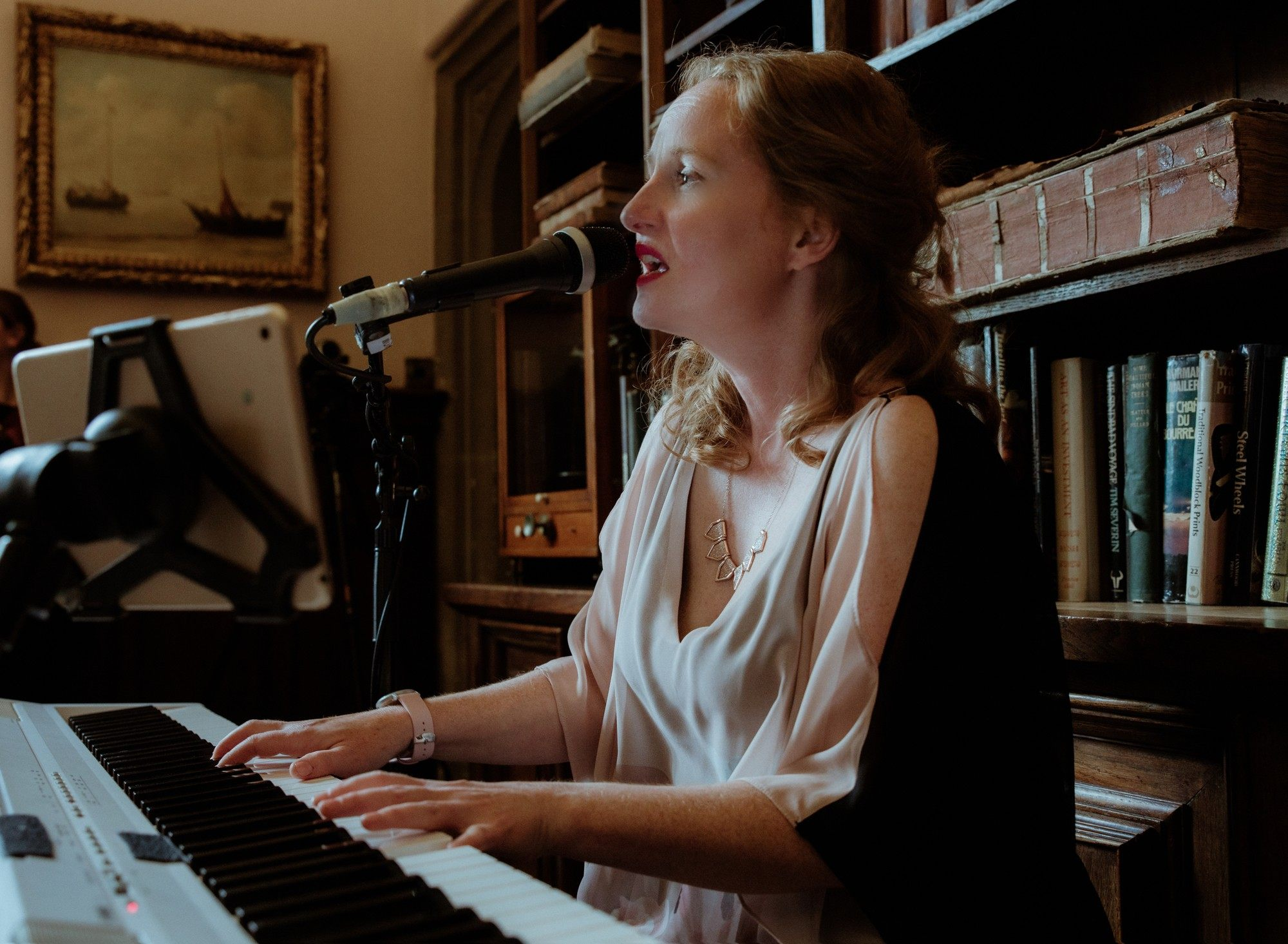 Promo Samantha Marie Solo Singer/Pianist Cornwall