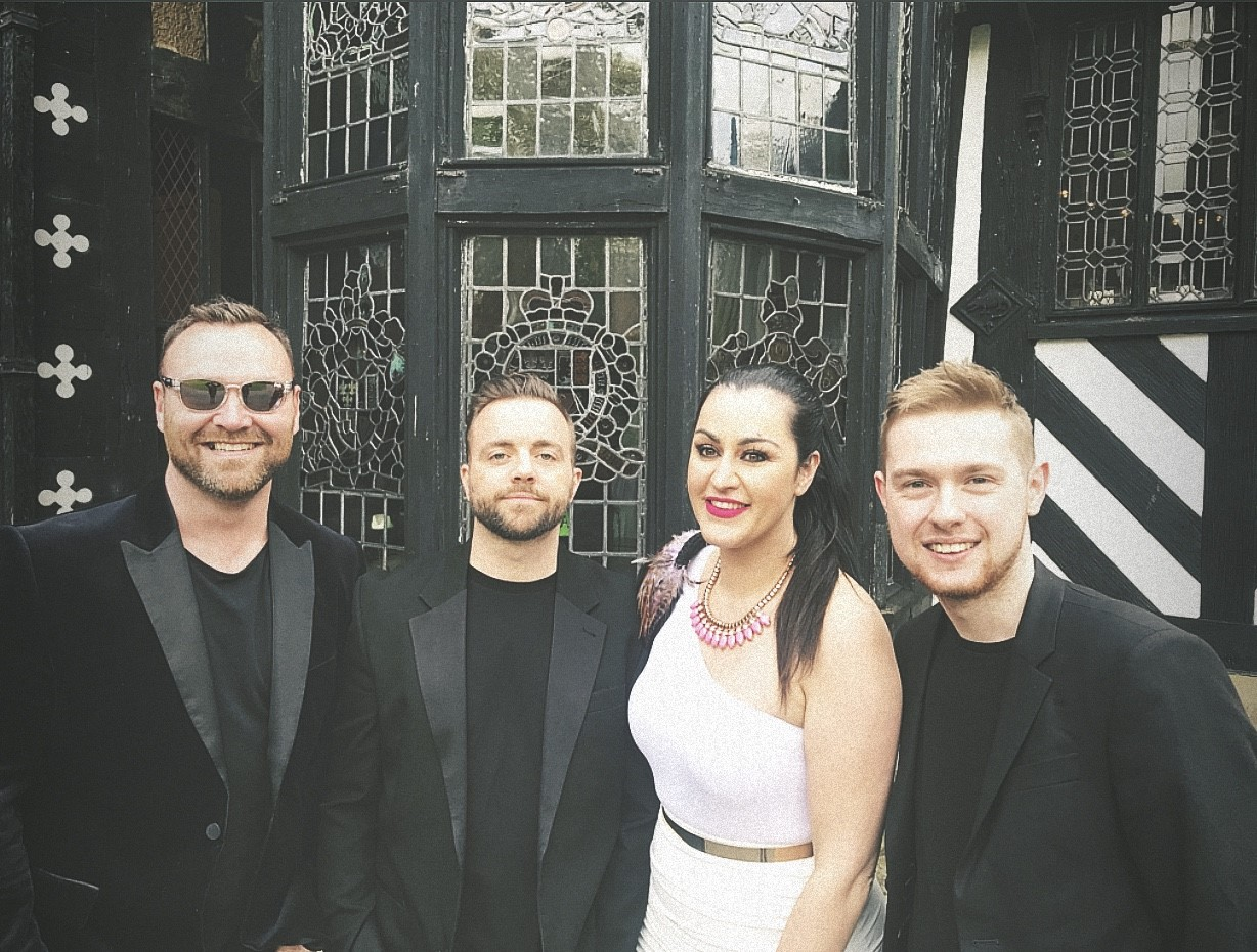 Promo The Blakes Function Band Cheshire