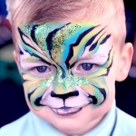 Promo Amazing Faces Face Painter Aberdeen