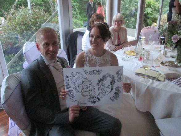Promo Tims Cracking Caricatures Caricaturist Cheshire