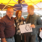 Promo Tims Cracking Caricatures  Warrington, Cheshire