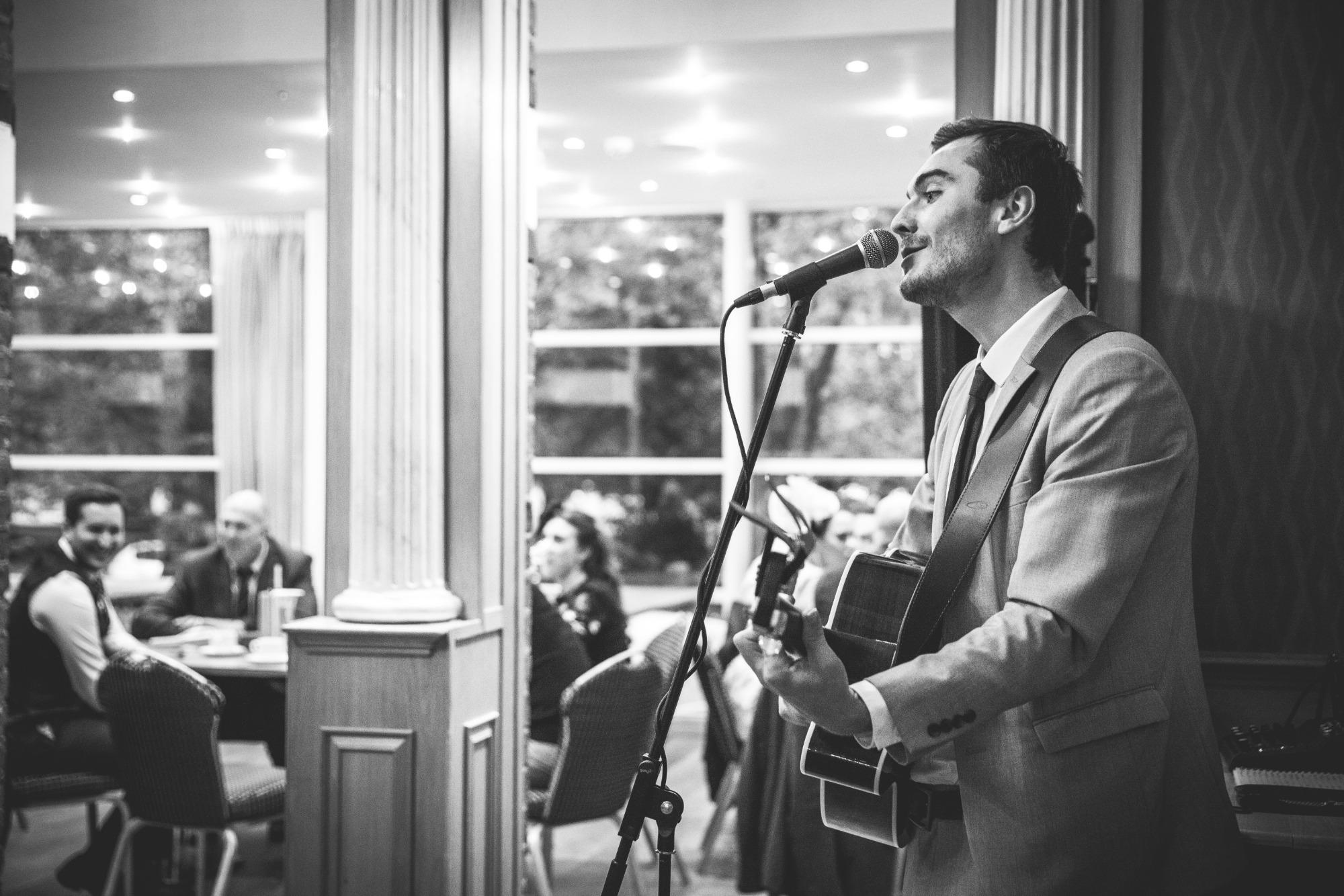 Promo Liam Paul Singer Guitarist Lancashire