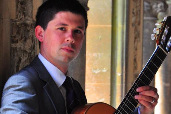 Promo Tom Logan (Classical Guitarist) Classical Guitarist Hampshire