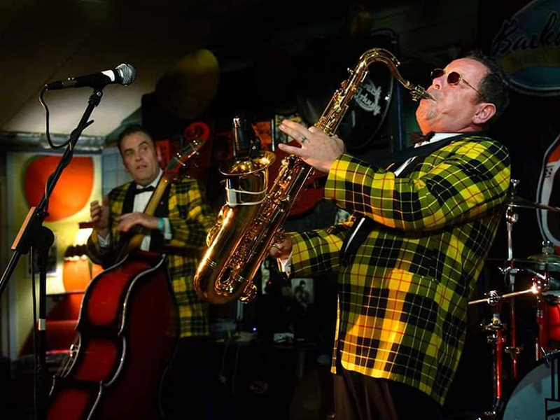 Promo (Bill Haley) Totally Haleys Comets Bill Haley Tribute Band West Yorkshire