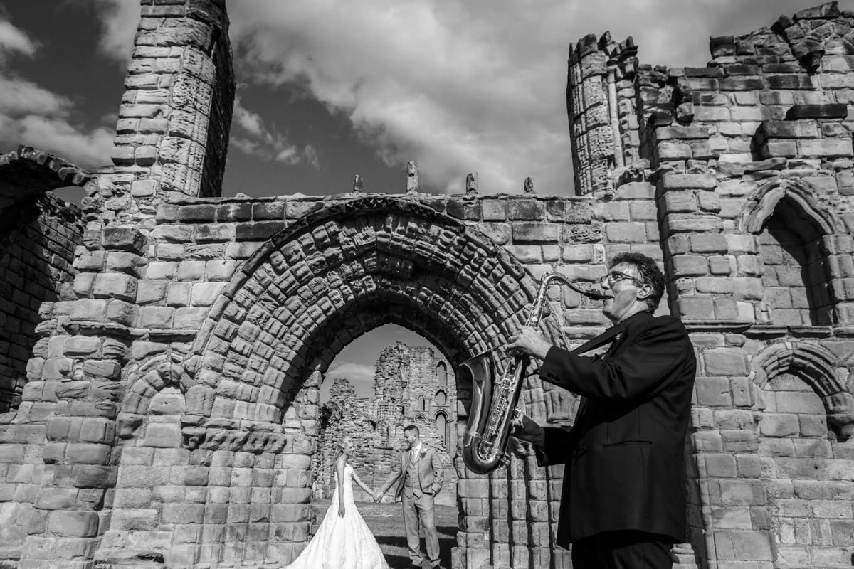 Promo Andrew Peat (Saxophonist) Saxophonist Northumberland