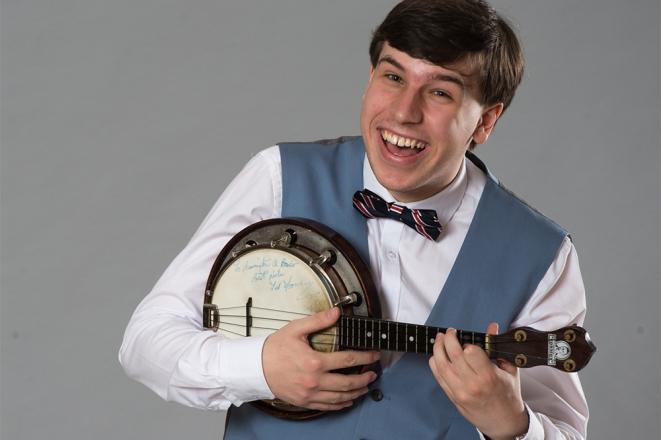 Promo Ukulele Matthew Ukulele Musician Hampshire