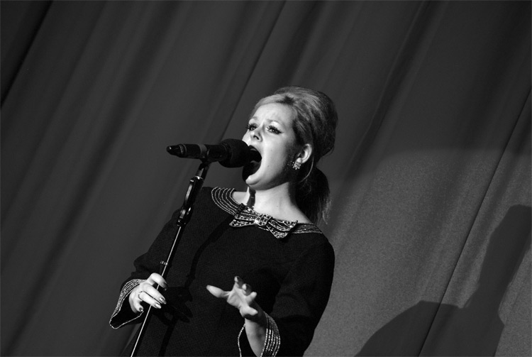 Promo (Adele) Ultimate Adele Adele Tribute Act West Yorkshire