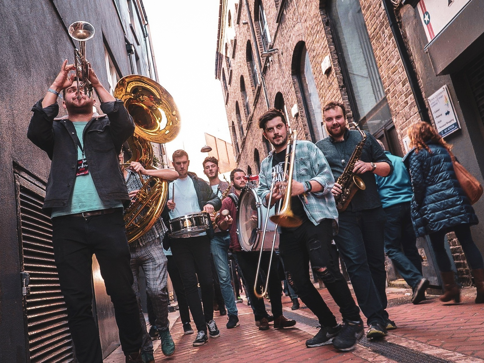 Promo Ultimate Brass  West Yorkshire