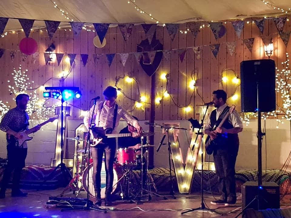 Promo Astrix Rock and Pop Trio Lancashire