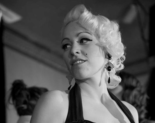 Promo Billie Knowlson Solo Jazz Singer East Sussex