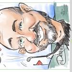 Promo Francesco Digital Caricatures Digital Caricaturist London