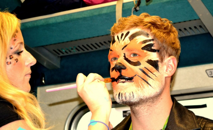 Promo Face Painters Face Painting London