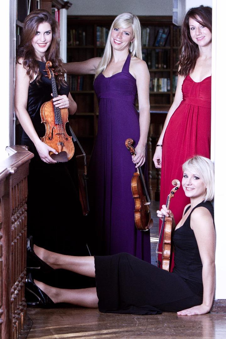 Promo Jasmine Strings String Quartet London