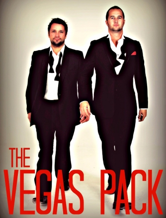 Promo The Vegas Pack Swing & Rat Pack Band West Yorkshire