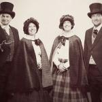 Promo Victorian Carol Singers  London