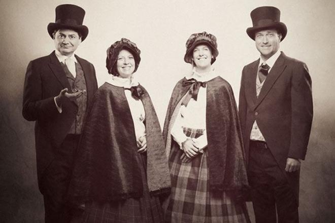 Promo Victorian Carol Singers Victorian Themed Christmas Carol Singers London