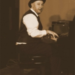 Promo Vintage Pianist Pianist Greater Manchester