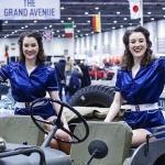 Promo Vintage Wartime Twins  London