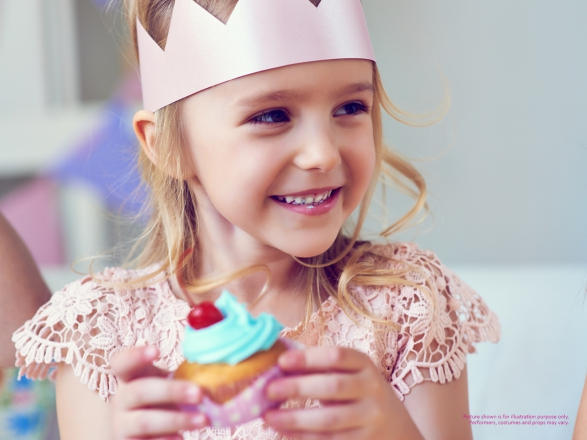 Promo Online Princess Party Online Kids Party Staffordshire