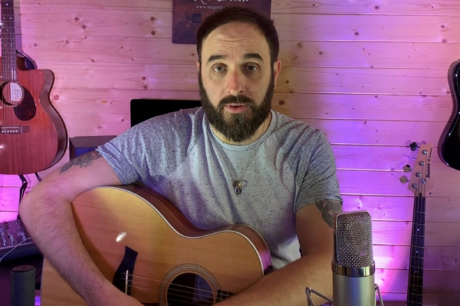 Promo Virtual Acoustic Postcards Personalised Acoustic Video Messages Cheshire