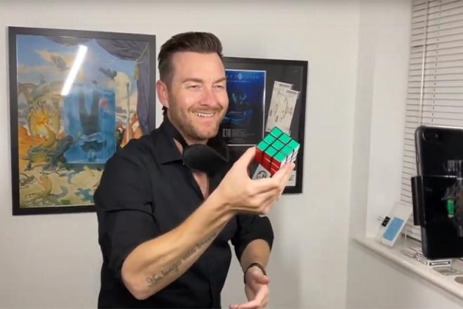 Promo Virtual Magic With Keven Starl Virtual Magic Show Surrey
