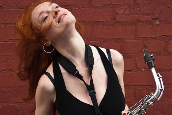 Promo Viva La Sax Solo Saxophonist Merseyside