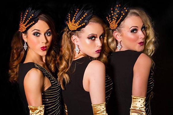 Promo Viva Las Vegas Cabaret Show Circus Performer East Sussex