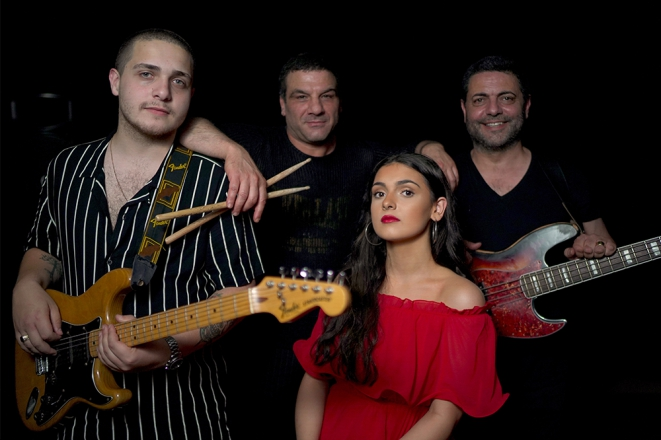 Promo Viva Lucia Modern Party Band West Yorkshire
