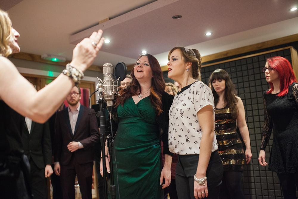 Promo Vocally Bespoke  London