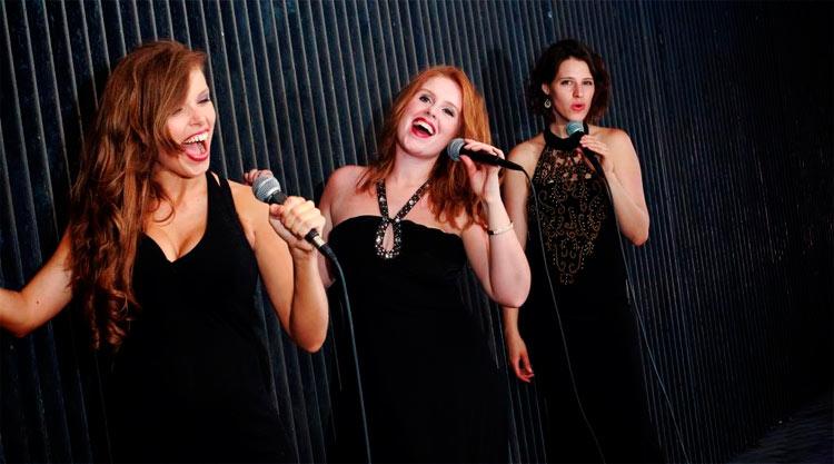 Promo Voxima Female A Capella Vocal Trio London