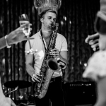 Promo Joe Frederic Saxophonist Gateshead, Newcastle upon Tyne