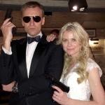 Promo Daniel Craig (Steve Wright) Lookalike Essex