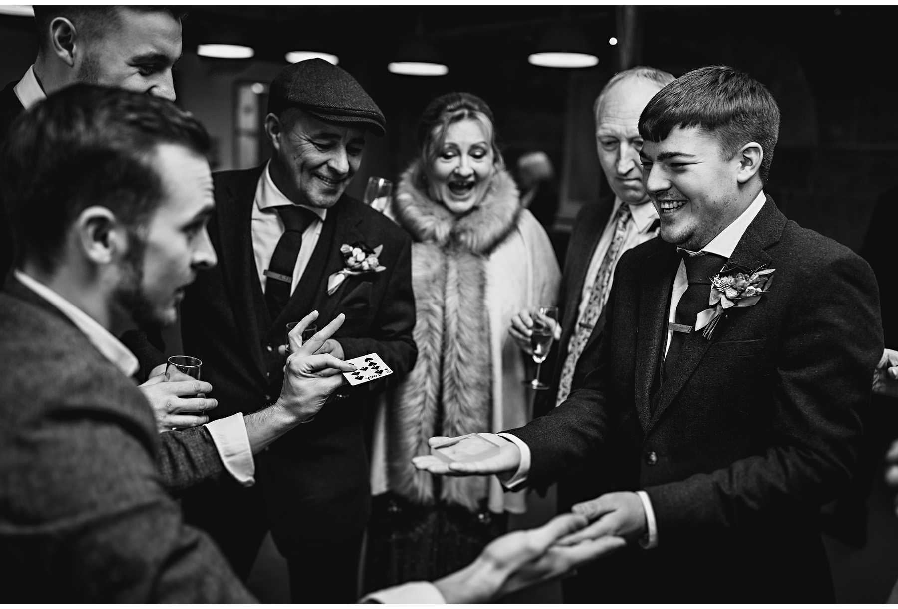 Promo Magician Joss  Bedfordshire
