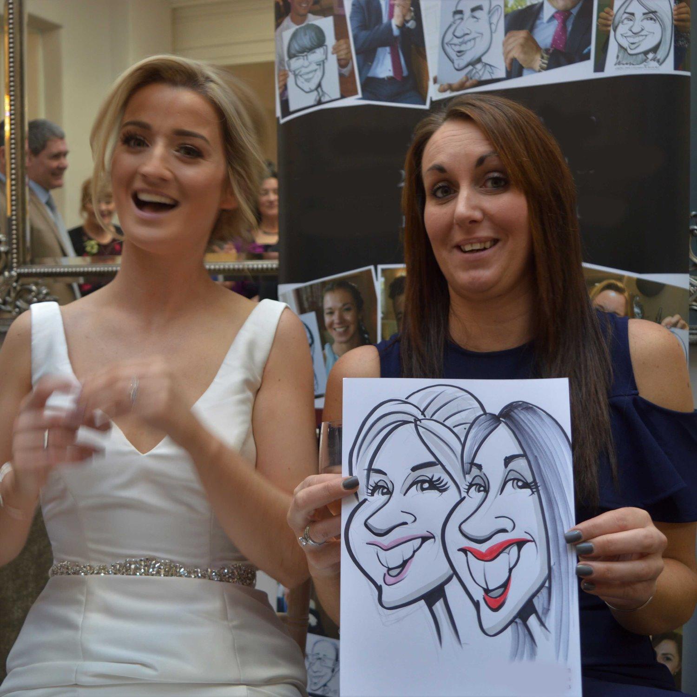 Promo Kevs Caricatures Caricaturist Devon