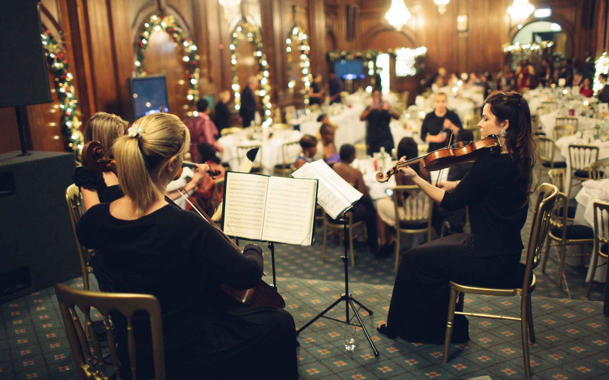 Promo Abbey Strings String Duo / Trio / Quartet London