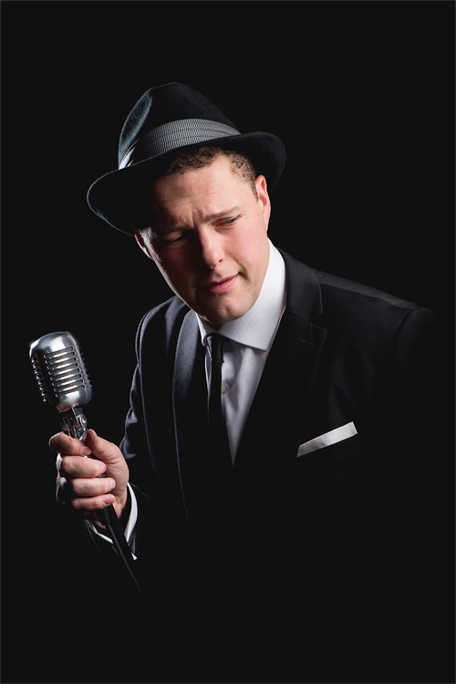Promo William May Swing & Rat Pack Band Warwickshire
