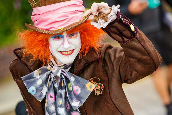 Promo Wonderland Characters Alice In Wonderland Characters Leicestershire