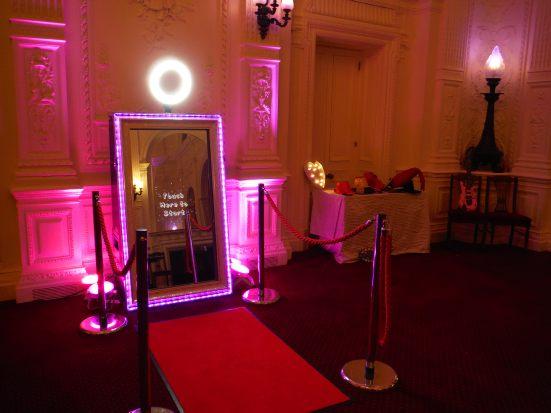 Promo Razs Magic Mirror Selfie Mirror London