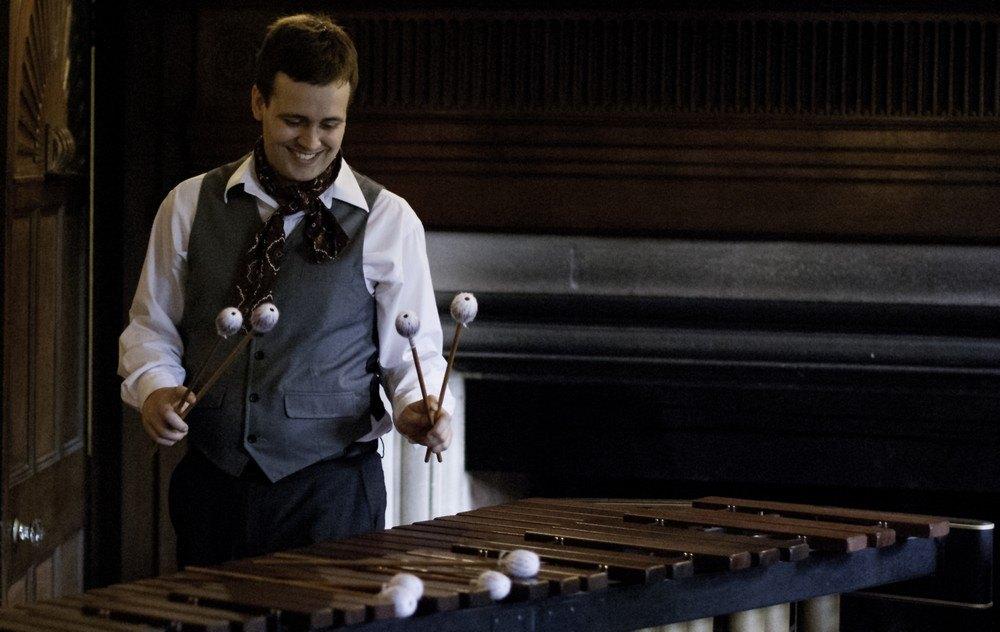 Promo The Mazzuoli Marimba Duo Classical Marimba Duo Glamorgan