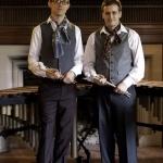 Promo The Mazzuoli Marimba Duo Unusual Musician Cardiff, Glamorgan