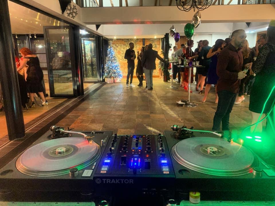 Promo DJ KJF  Buckinghamshire