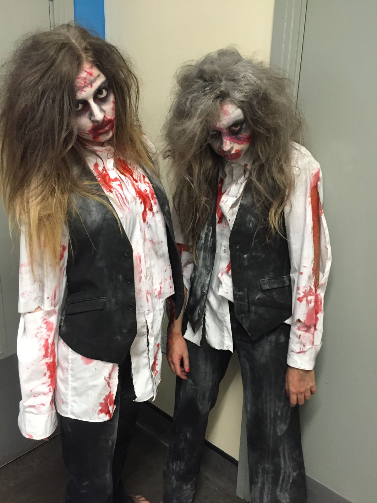 Promo Zombie Flash Mob Halloween Themed Dancers Leicester, Leicestershire