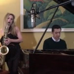 Video Abi On Sax Saxophonist London