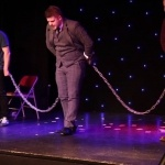Video The Comedy Illusionists Comedy Magic Stage Show Staffordshire