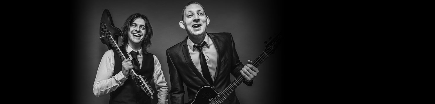 alex and jacques rock and pop duo oxfordshire
