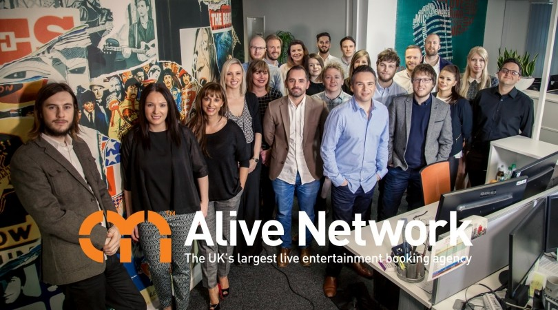 Alive Network Entertainment Agency Staff