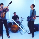 Video Audio Wave Rock and Pop Trio Birmingham, West Midlands