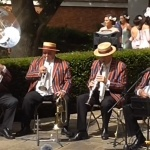 Video Burgundy Boater Band  Hampshire