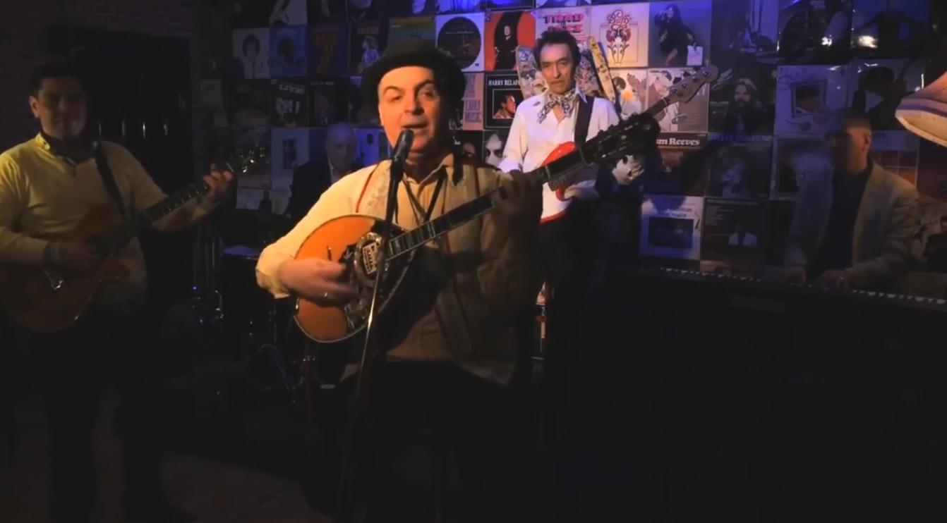 Video Balkan Sunshine Band  London